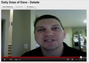 Daily Dose of Dave - Debate