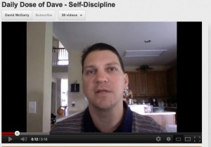 Daily Dose of Dave - Self-Discipline
