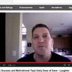 Motivational Tips and Success| Daily Dose of Dave – Laughter